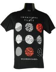 ขาย เสื้อวง Twenty One Pilots เสื้อยืดวงดนตรีร็อค เสื้อร็อค Tpt1651 ส่งจากไทย Unbranded Generic ออนไลน์