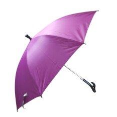 ราคา ร่มไม้เท้า ช่วยพยุงตัว แข็งแรง ทน กันยูวี กันแดด Umbrella Staff Umbrella ใน กรุงเทพมหานคร