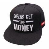 ขาย เพศหญิงชายมีเงิน Adjustablethe หมวกเบสบอลฮิพฮอพหมวกเบสบอล ถูก
