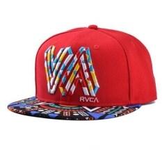 ขาย ซื้อ ออนไลน์ Unisex Outdoor Baseball Sport Adjustable Cap Va Snapback Hip Hop Flat Hats