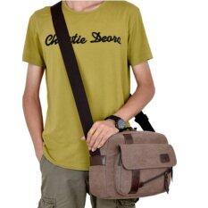 Upper กระเป๋าสะพายข้าง รุ่น Up130 สีน้ำตาล Upper ถูก ใน กรุงเทพมหานคร