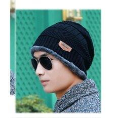 ราคา Upper หมวกผ้าไหมพรมลายถัก สไตล์เท่ห์ รุ่น Up46 สีดำ Upper ใหม่