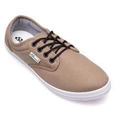 ขาย ซื้อ Uroland รองเท้าผ้าใบ รุ่น S327 กากี กรุงเทพมหานคร