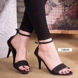 ราคา Valenti รองเท้าส้นสูงแฟชั่นผู้หญิง รุ่น Ft 216 Black สีดำ เป็นต้นฉบับ