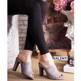ขาย Valenti รองเท้าส้นสูงแฟชั่นผู้หญิง รุ่น Ft 443 Grey สีเทา Thailand ถูก