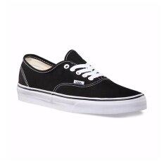 ขาย รองเท้าผ้าใบ Vans รุ่น Authentic Black สีดำขาว Vans ใน Thailand