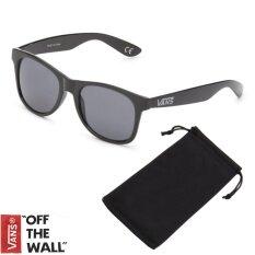 ราคา Vans แว่นกันแดด Spicoli 4 Shade รุ่น Vn 0Lc0Blk Black Vans ใหม่