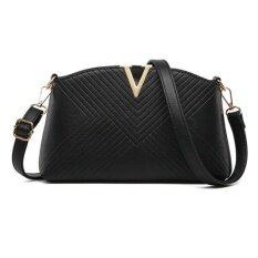 ซื้อ กระเป๋าสะพายVee สีดำ ใน กรุงเทพมหานคร