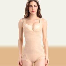โปรโมชั่น Vena Wear ชุดกระชับสัดส่วน ลดพุง ลดหน้าท้อง ใส่สบายระบายอากาศได้ดี สีเบจ ใน กรุงเทพมหานคร