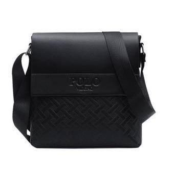 กระเป๋าสะพายข้าง VIDENG POLO Casual Messenger bag รุ่น 38 (สีดำ)