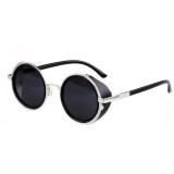 ขาย ไซเบอร์วินเทจๆแว่นตากันแดด สีดำ Unbranded Generic