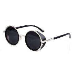 ขาย ไซเบอร์วินเทจๆแว่นตากันแดด สีดำ