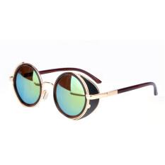 ส่วนลด สินค้า ฤดูเก็บผลองุ่นรอบแว่นตากันแดด สีเขียว