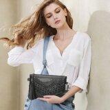 โปรโมชั่น Vmon กระเป๋าถือ กระเป๋าสะพายข้าง หนังแท้ Women S Messenger Bag Model 903 ถูก