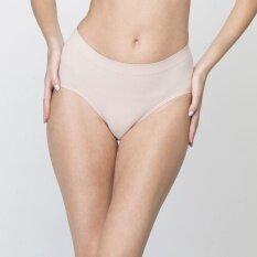 Wacoal Best Seller Body Seamless panty (สีเบจ/BEIGE) - WU3598BE