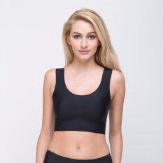 Wacoal  Lingerie Feel free bra บราสวมหัว (สีดำ/BLACK) - WH9B38BL