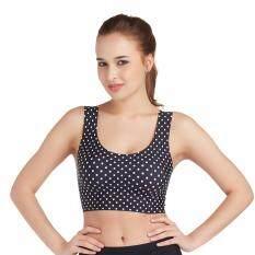 Wacoal  Lingerie Feel free bra บราสวมหัว (สีดำ/BLACK) - WH9B39BL