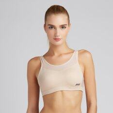 ซื้อ Wacoal Motion Wear Sport Bra สีเบจ Beige Wr1501Be ถูก