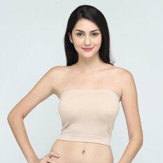 Wacoal Lingerie Body Seamless bra บราสวมหัว (สีเบจ/BEIGE) - WH9792BE