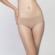 Wacoal Best seller Super Soft panty (สีโอวัลติน/OVALTINE) - WU3811OT