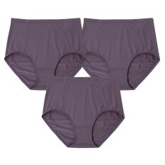 Wacoal Support panty กางเกงในเก็บประชับ (สีน้ำตาลไหม้/BROWN TAN) - WU4836BTX3