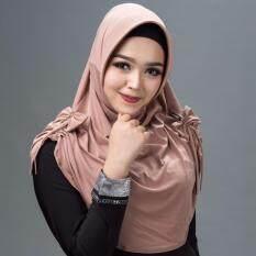 ขาย Waris Muslim ฮิญาบสำเร็จรูป ผ้ายืด Hg06