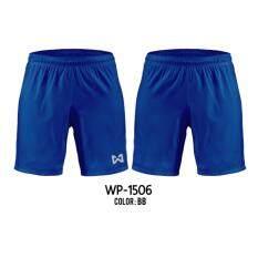 โปรโมชั่น กางเกงขาสั้นWarrix สีน้ำเงิน ถูก