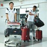 ซื้อ Warrix Sport เสื้อโปโลฟุตบอลทีมชาติไทยสีขาว ถูก