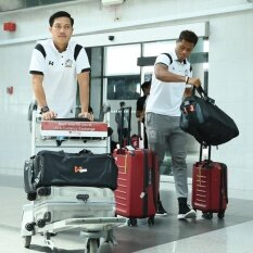 โปรโมชั่น Warrix Sport เสื้อโปโลฟุตบอลทีมชาติไทยสีขาว