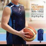 ราคา Warrix Sport Victorinoเสื้อแขนกุด Wa 1602 Dl สีกรมท่า ถูก