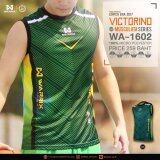 ขาย ซื้อ Warrix Sport Victorinoเสื้อแขนกุด Wa 1602 Ga สีเขียว ใน กรุงเทพมหานคร