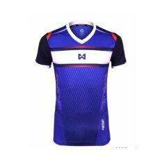 ซื้อ Warrix Sport เสื้อฟุตบอลพิมพ์ลาย Wa 1541 สีน้ำเงิน ออนไลน์ กรุงเทพมหานคร