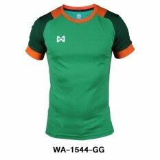 ทบทวน Warrix เสื้อ Wa 1544 Gg สีเขียว เขียว Warrix