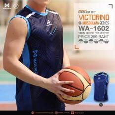 ราคา Warrix Sport เสื้อวิ่งแขนกุด Wa 1602 Dl กรมท่า ฟ้า ใน กรุงเทพมหานคร