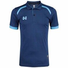 ซื้อ Warrix เสื้อโปโล Wa 3319 Dl สีกรมท่า ฟ้า Warrix เป็นต้นฉบับ