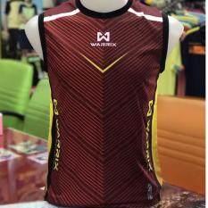 ราคา เสื้อแขนกุดสีแดง Warrix Sports