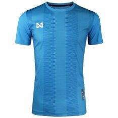 ซื้อ Warrix เสื้อฟุตบอล Wa 1548 Ll สีฟ้า Warrix ถูก