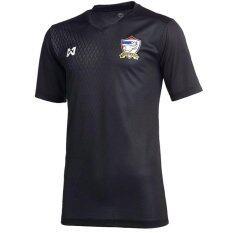 Warrix เสื้อเชียร์ฟุตบอล ทีมชาติไทย Thai National Football Jersey รุ่น Wa-17ft53m-Aa By Warrix_sport.