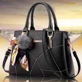 ขาย Wichu Bag กระเป๋าสะพายข้าง ผู้หญิง กระเป๋าแฟชั่น รุ่น Lb 068 สีดำ ถูก ใน กรุงเทพมหานคร