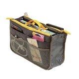Wins Bag In Bag กระเป๋าจัดระเบียบของในกระเป๋าถือ สีเทา เป็นต้นฉบับ