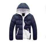 ขาย เสื้อแจ็กเก็ตมีซิปทนกว่าปกติหนาว น้ำเงิน ถูก ใน จีน