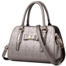 Joy Korea Korean Fashion Woman S Fashion Handbag Silver Intl เป็นต้นฉบับ