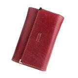 ราคา Women Envelope Clutch Wallet Red เป็นต้นฉบับ