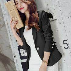 ซื้อ Women New Spring Summer Blazers Suit Coats Formal And Casual Ladies Blazer Female Ol Suits Single Button Intl Unbranded Generic เป็นต้นฉบับ