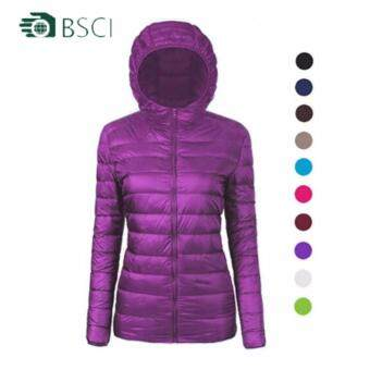5c00a666b5f การส่งเสริม Women New Style 90% Down 10% Feather Comfortable Goose Duck  Western 2017 Custom Nylon Ultra Light Winter Down Jacket ซื้อที่ไหน -  มีเพียง ฿ ...