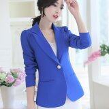 ซื้อ Women Spring Summer Ol Blazers Suit Coats Slim Office Causal Female Outwear Intl Unbranded Generic ถูก