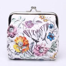 สตรีแฟชั่นมินิกระเป๋าสตางค์กระเป๋าสตางค์กระเป๋าใส่เหรียญกระเป๋าถือคลัทช์กระเป๋าถือผีเสื้อ - นานาชาติ By Channy.