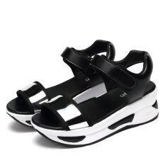 ราคา Women S Fashion Wedge Sandals Casual Shoes High Heeled Sandals Intl ใน จีน