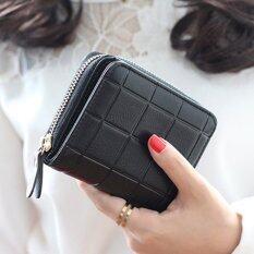 ขาย สตรีกระเป๋าสตางค์ลายง่าย ๆ เงินรูปแบบแฟชั่นมินิ สีดำ ระหว่างประเทศ Unbranded Generic ผู้ค้าส่ง