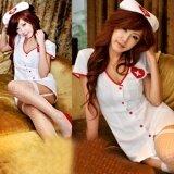 ขาย Wonder Bra ชุดเซ็กซี่ ชุดคอสเพย์พยาบาล ชุดนอนเซ็กซี่ ชุดนอนไม่ได้นอน 010 ถูก ใน Thailand